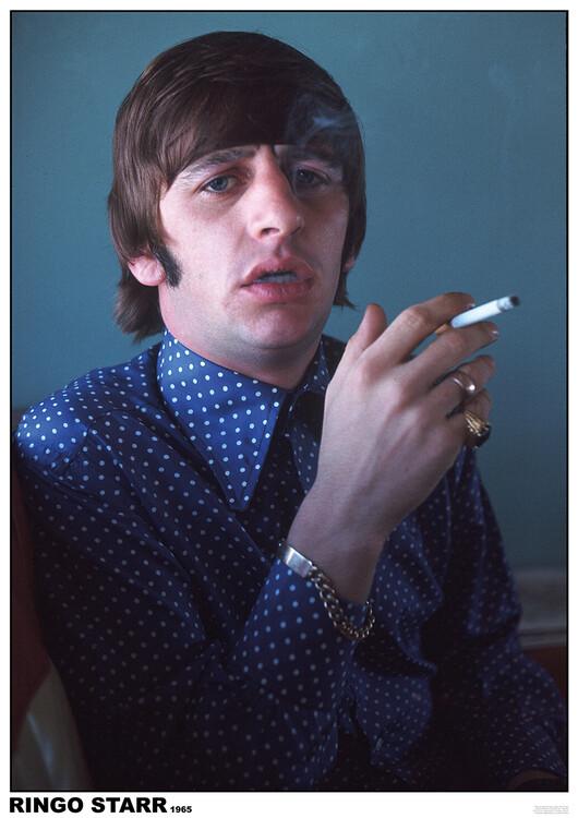 Plakat The Beatles - Ringo Starr
