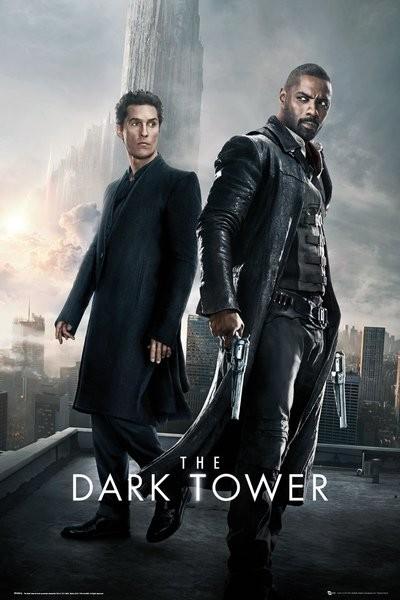 Plakát The Dark Tower - City
