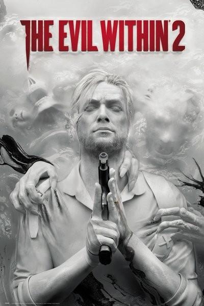 Plakát The Evil Within 2 - Key Art