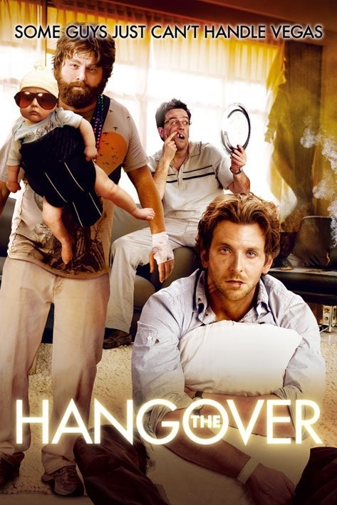 Plakat THE HANGOVER - the morning after