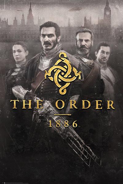 Plakat The Order 1886 - Key Art