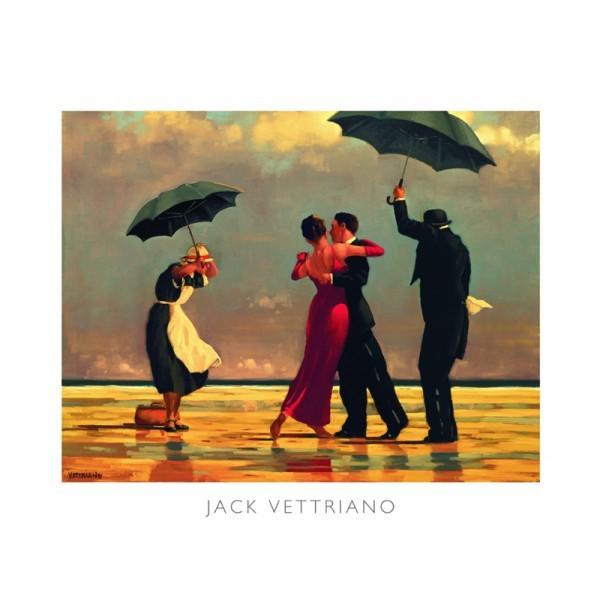 Reprodukcje Obraz The Singing Butler 1992 Posterspl