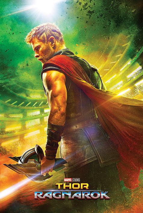 Plakat Obraz Thor Ragnarok Teaser Kup Na Posterspl