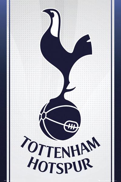 Plakát  Tottenham Hotspur FC - Club Crest 2012