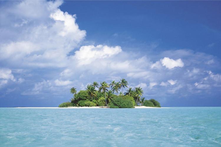 Plakát Treasure island