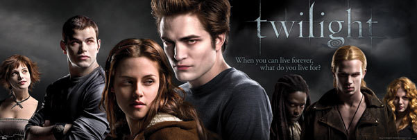 Plakat TWILIGHT - movie poster