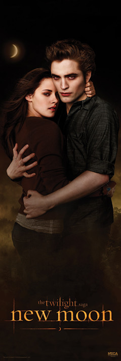 Plakat TWILIGHT NEW MOON - 2 shots
