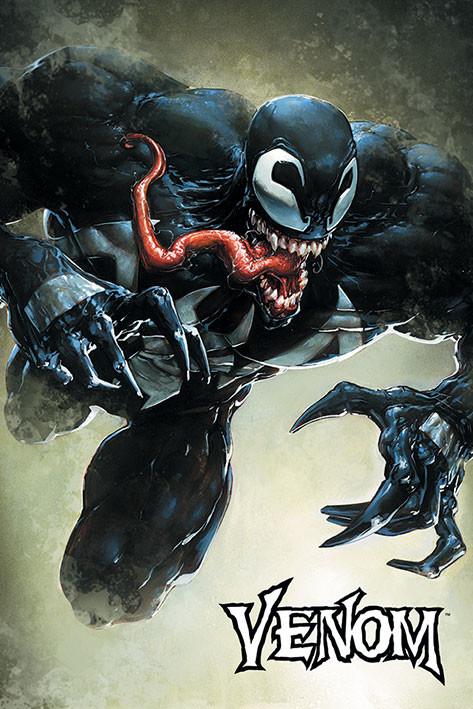 Plakát Venom - Leap