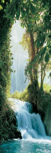 Plakat Waterfalls - zaragoza