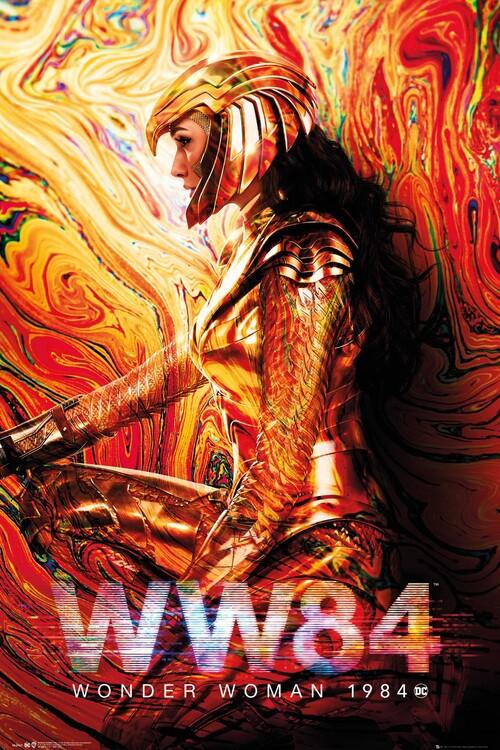 Plakát Wonder Woman: 1984 - One Sheet