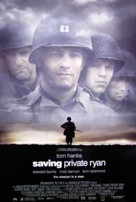 Plakát ZACHRAŇTE VOJÍNA RYANA - SAVING PRIVATE RYAN