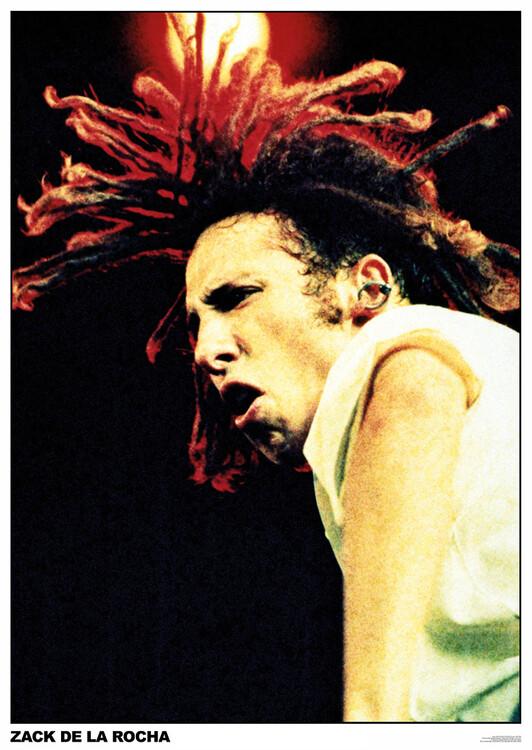 Plakát Zack Del La Rocha Ratm