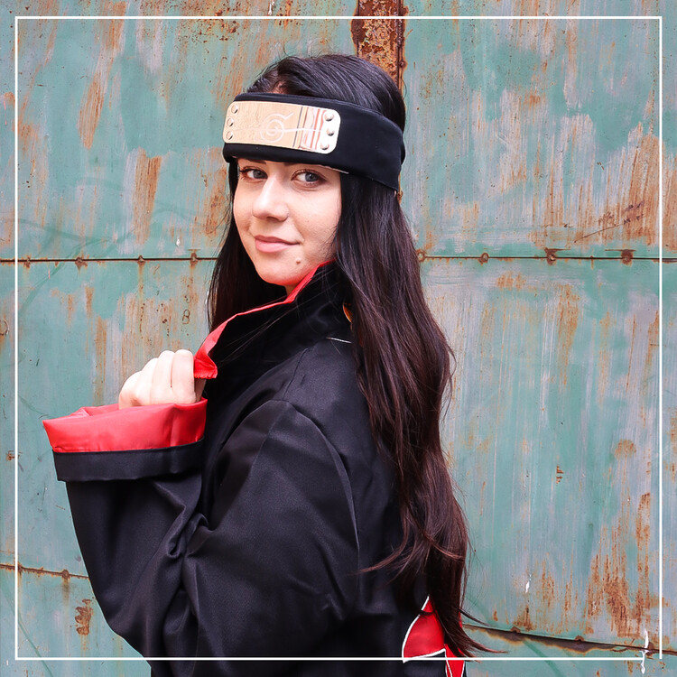 Oblečenie Plášť Naruto Shippuden - Akatsuki