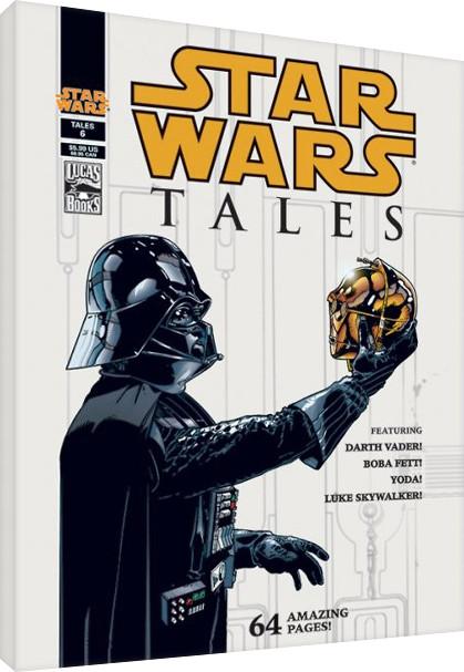 Gwiezdne wojny - Tales Obraz na płótnie