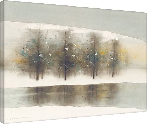 Obraz na płótnie Law Wai Hin - Reflections