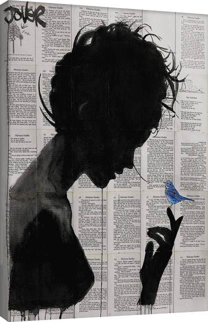 Obraz na płótnie Loui Jover - Poetica