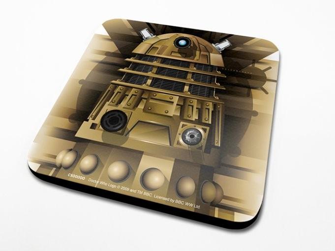 Doctor Who - Dalek Podloga pod kozarec