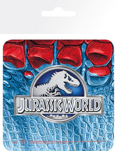 Jurassic World - Logo Podloga pod kozarec