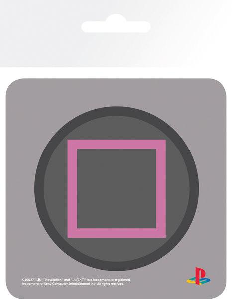 Playstation - Square Podloga pod kozarec
