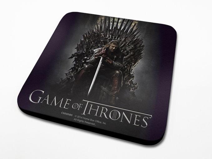 Game of Thrones - Throne Podloga za čašu