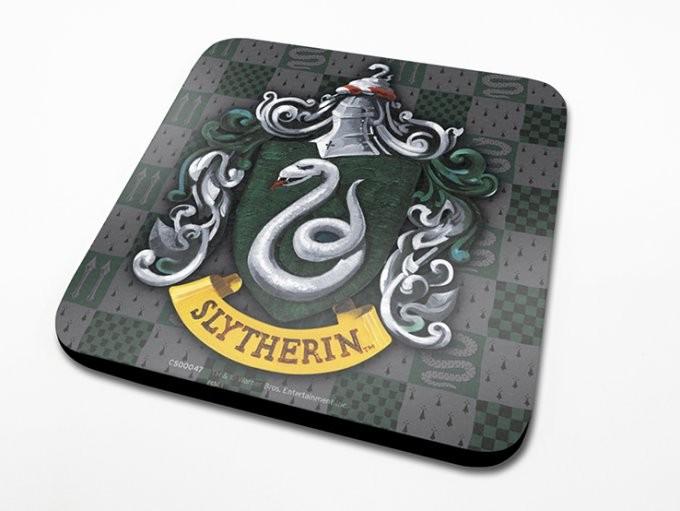 Podstawka Harry Potter - Slytherin Herb