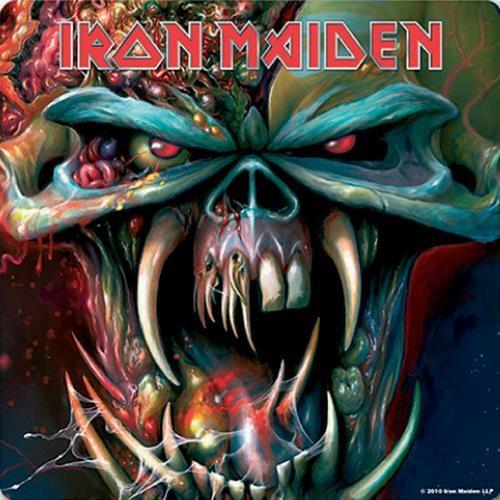 Podstawka Iron Maiden – The Final Frontier
