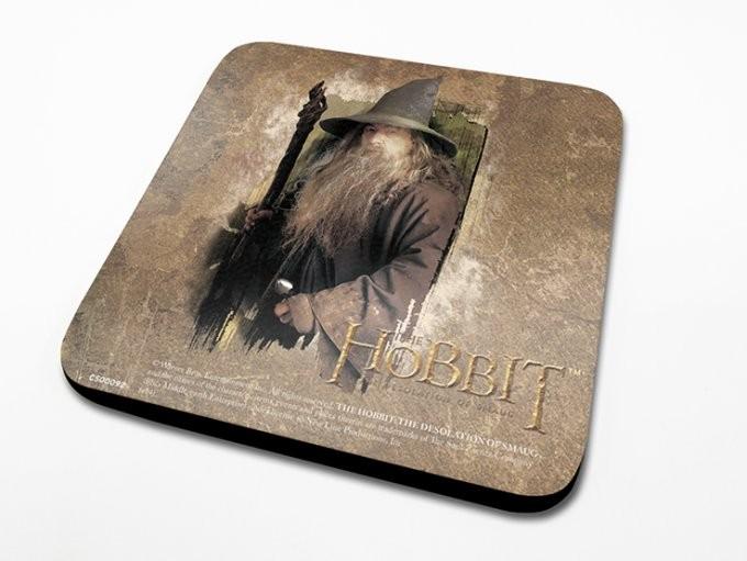 Podtácek Hobit – Gandalf
