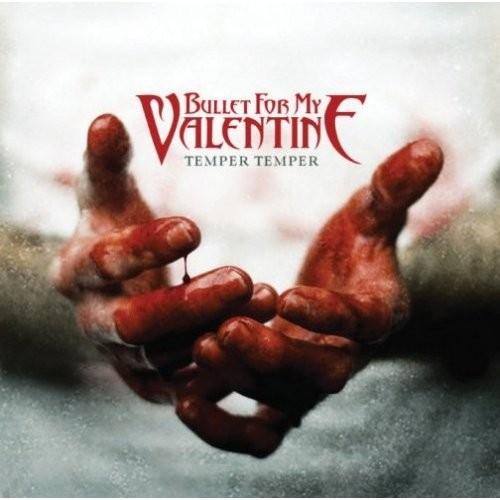 Podtácek Bullet For My Valentine – Temper Temper