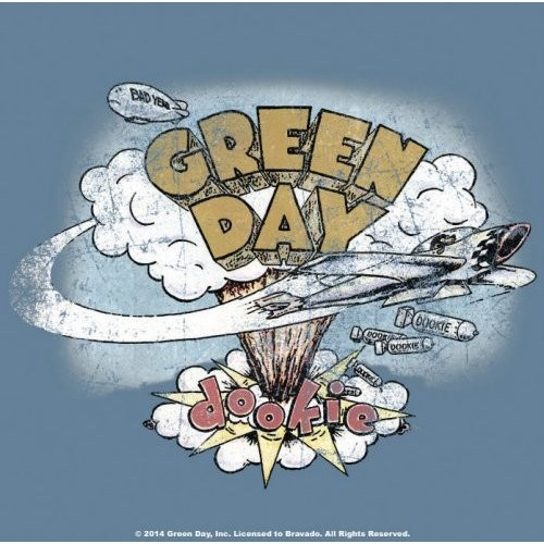 Podtácek Green Day – Dookie