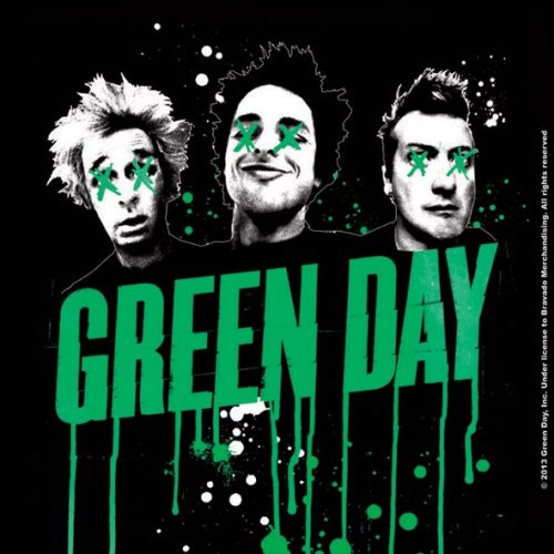 Podtácek Green Day - Drips