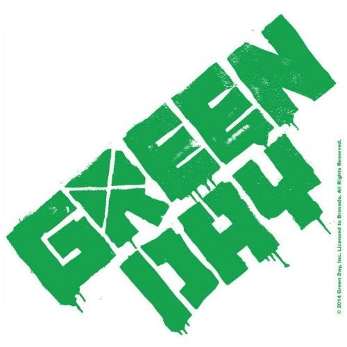 Podtácek Green Day – Logo