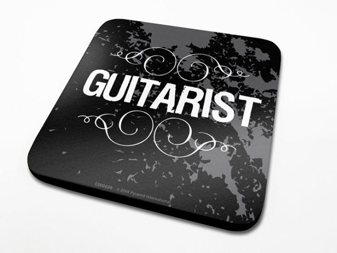 Podtácek Guitarist