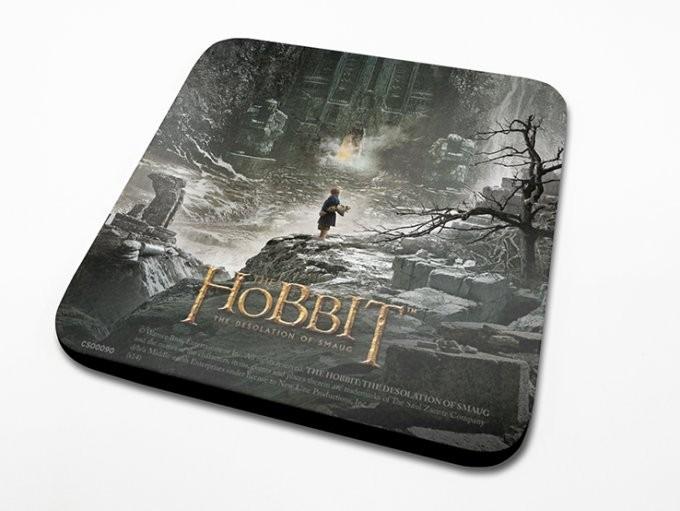 Podtácek Hobit – One Sheet
