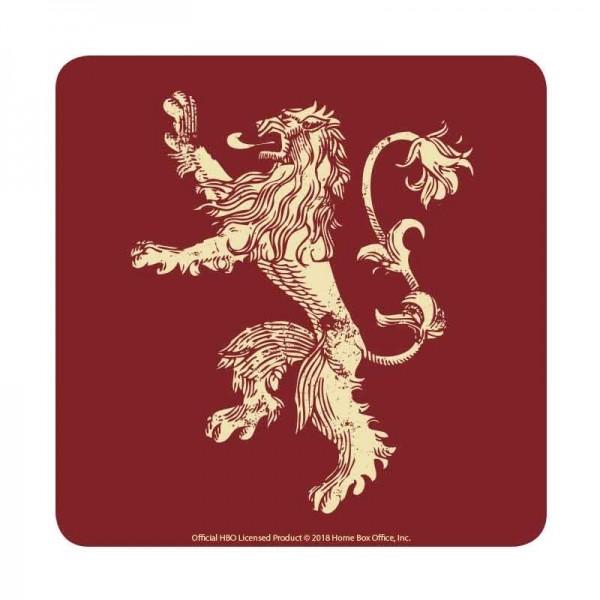 Podtácek Hra o Trůny (Game of Thrones) - Lannister