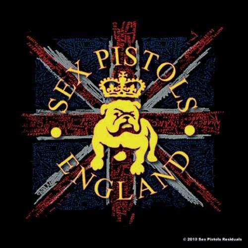 Podtácek Sex Pistols – Bulldog & Flag