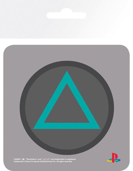 Playstation - Triangle Podtácok