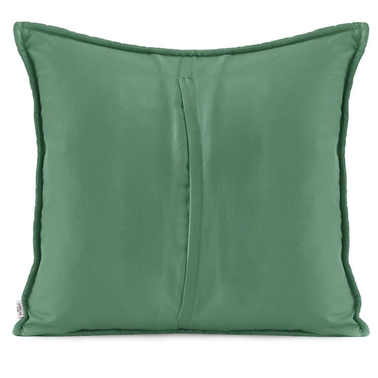 Poszewki Amelia Home - Laila Bottlegreen + Jadegreen