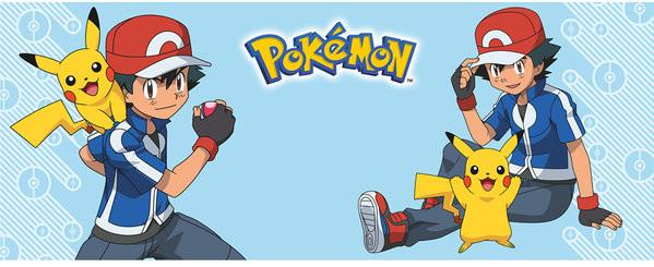 Taza Pokémon - Ash