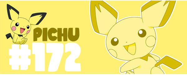 Kubek Pokemon - Pichu