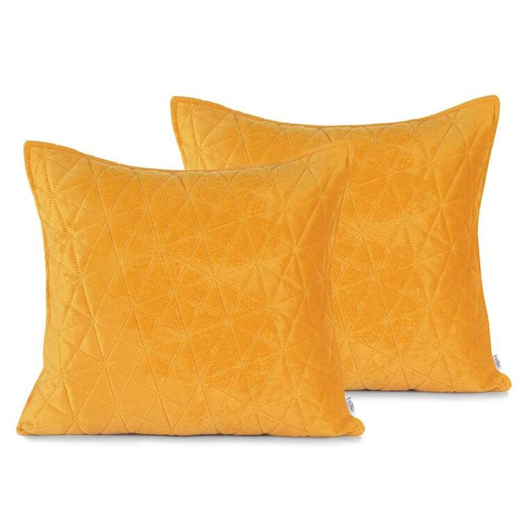Povlaky na polštářky Amelia Home - Laila Honey