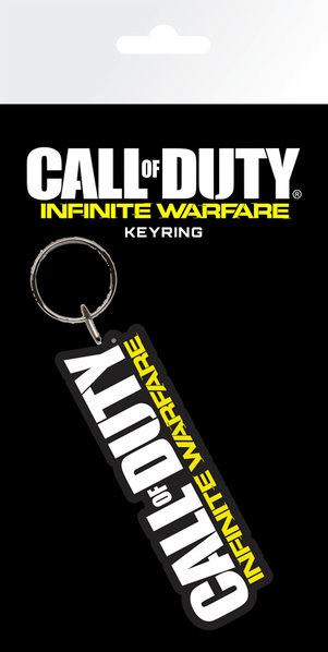 Call Of Duty: Infinite Warefare - Logo Portachiavi