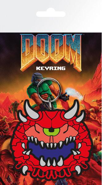 Doom Classic - Cacodemon Portachiavi