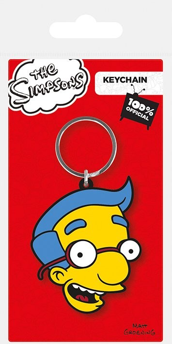 I Simpson - Milhouse Portachiavi