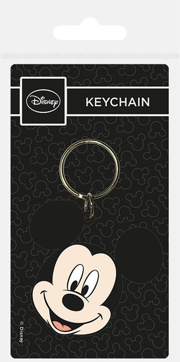 Portachiavi Mickey Mouse - Head