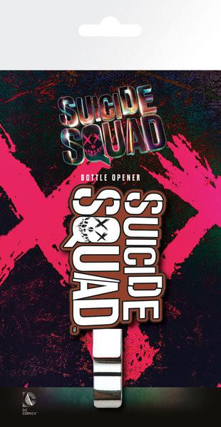 Portachiavi Suicide Squad - Logo
