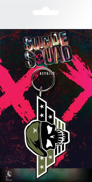 Suicide Squad - Rick Flag Portachiavi