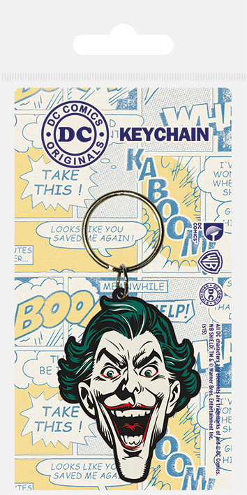 The Joker - Head Portachiavi
