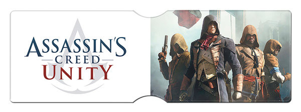 Assassin's Creed Unity - Characters Portcard