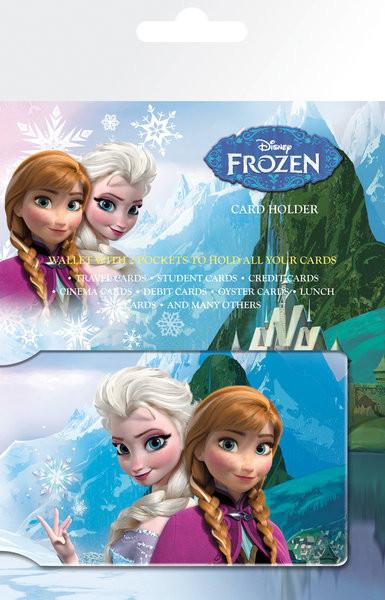 Frozen - Anna & Elsa Portcard