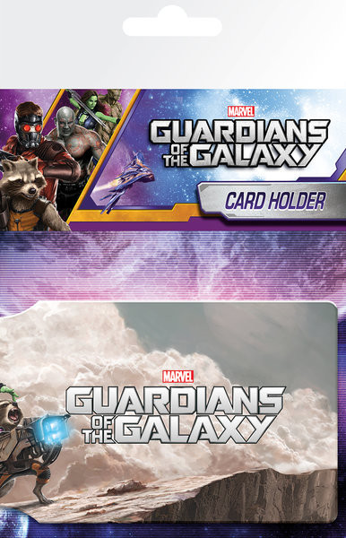 Guardians of the Galaxy - Cast Portcard